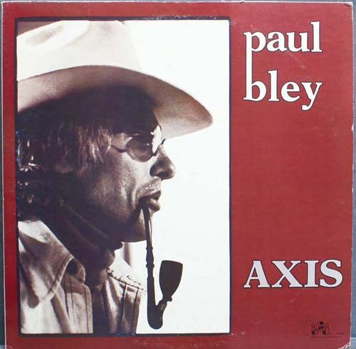 Paul Bley Axis Solo Piano
